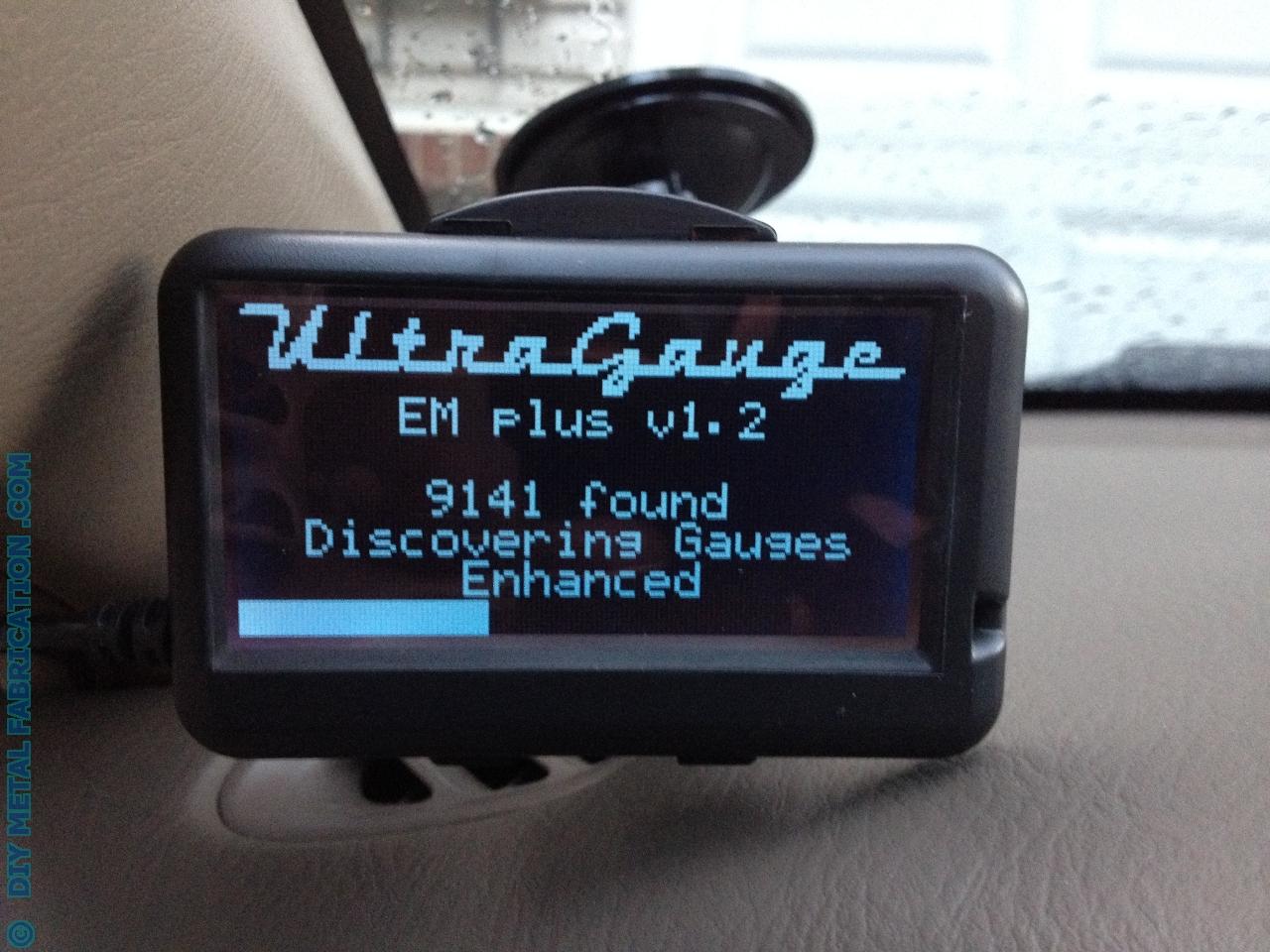 OBD2 gauge – DIY METAL FABRICATION  com