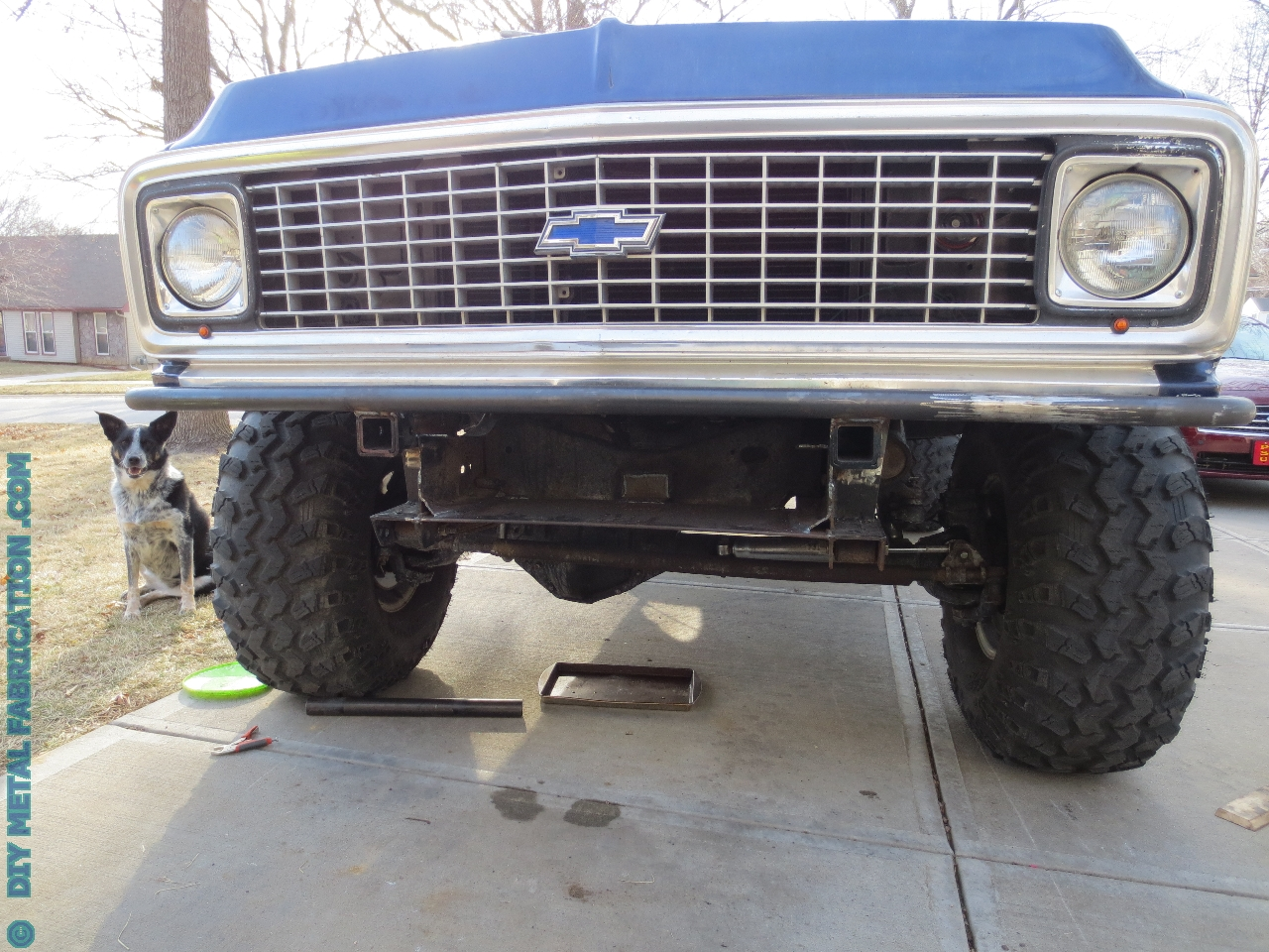 OLD BLUE Build Thread - 71 Chevy - Page 20 - Pirate4x4.Com ...