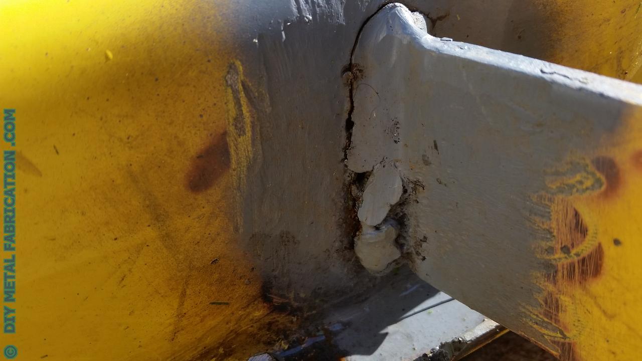John Deere Mower Deck Repair