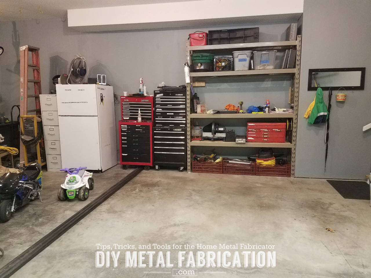 DIY Metal Fabrication Has Moved!
