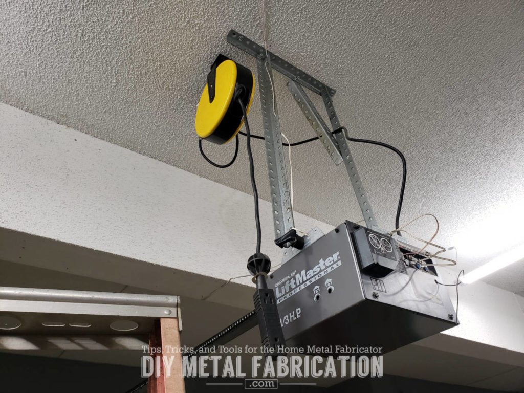 Year End Shop Cleaning Plus How To Install Retractable